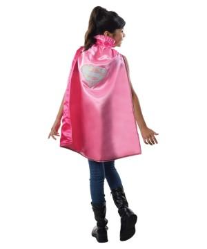 Girls Super Child Cape