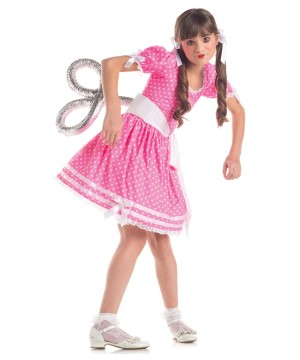 Girls Toy Doll Costume