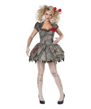 Magical Voodoo Woman Costume