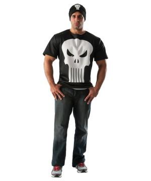 Marvel Punisher Costume