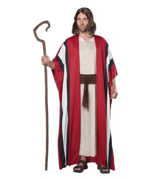 Mens Biblical Moses Shepherd Costume