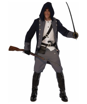 Mens Colonial Stealth Warrior Costume