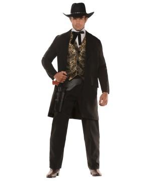 Mens Gentleman Gambler Costume