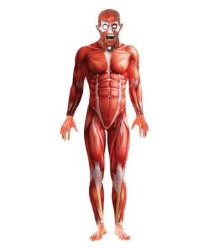 Mens Human Male Anatomy Costume