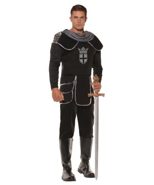 Mens Noble Knight Costume