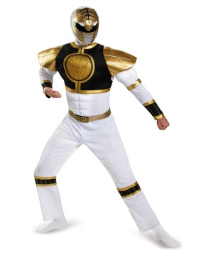 Mens Power Ranger Costume