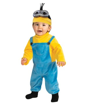 Minion Kevin Baby Costume