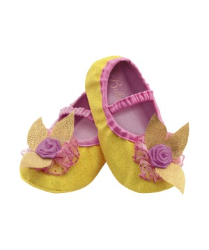 Princess Belle Baby Slippers