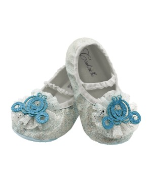 Princess Cinderella Baby Slippers