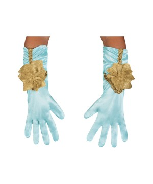 Princess Jasmine Baby Gloves