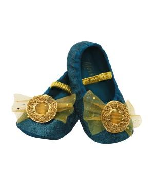 Princess Merida Baby Slippers
