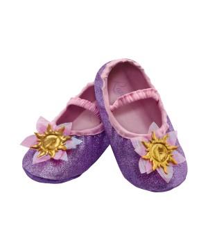Princess Rapunzel Baby Slippers