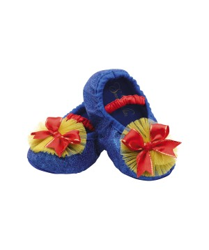 Princess Snow White Baby Slippers