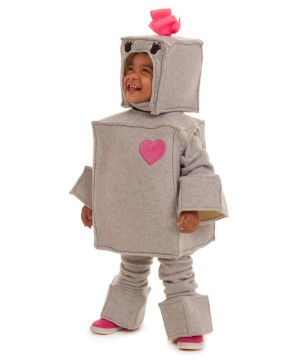 Rosalie Robot Baby Costume
