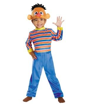 Sesame Street Ernie Baby Costume