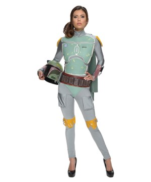 Star Wars Boba Fett Bodysuit Costume
