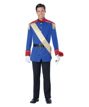 Storybook Prince Charming Costume