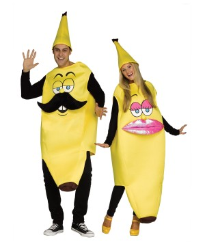 Womens Banana Mama Costume