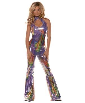 Womens Boogie Queen Costume