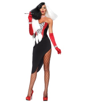 Womens Cold Witch Costume