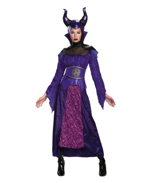 Womens Descendants Maleficent Costume