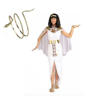 Womens Egyptian Costume Kit