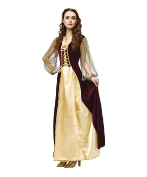 Womens Lady Juliet Costume