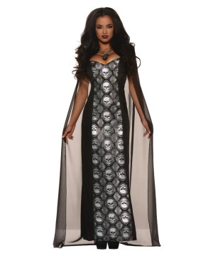 Womens Lady Mortalia Costume