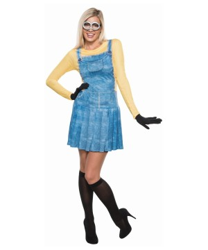 Womens Minions Movie Minion Costume