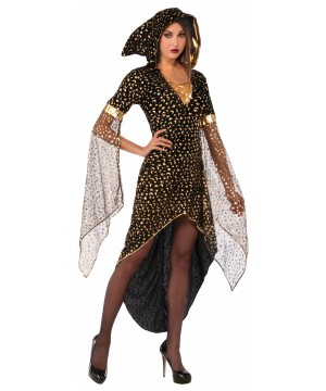 Womens Night Sky Sorceress Costume