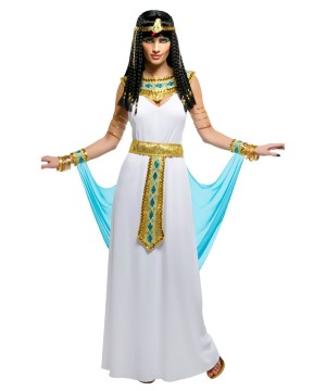 cleopatra egyptian nile queen womens costume - Egyptian Halloween Costumes For Kids
