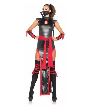 Womens Ninja Costume
