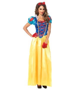 Womens Original Snow White Costume