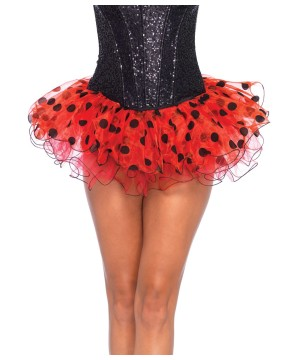 Womens Polka Dot Tutu