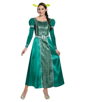 Womens Princess Fiona Costume