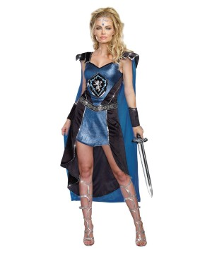 Womens Queen Victorious Slay Costume
