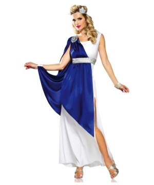 Womens Royal Toga Costume