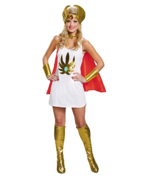 Womens she Ra Costume Kit