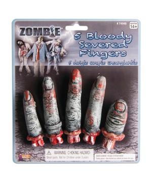 Zombie Fingers Prop