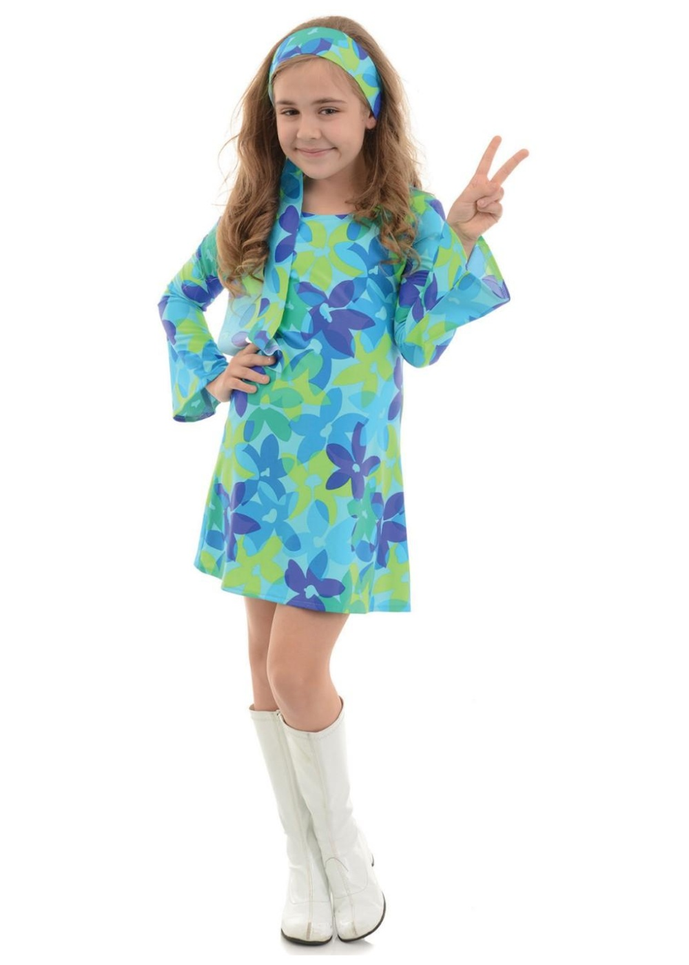 Flower Power Halloween Costume