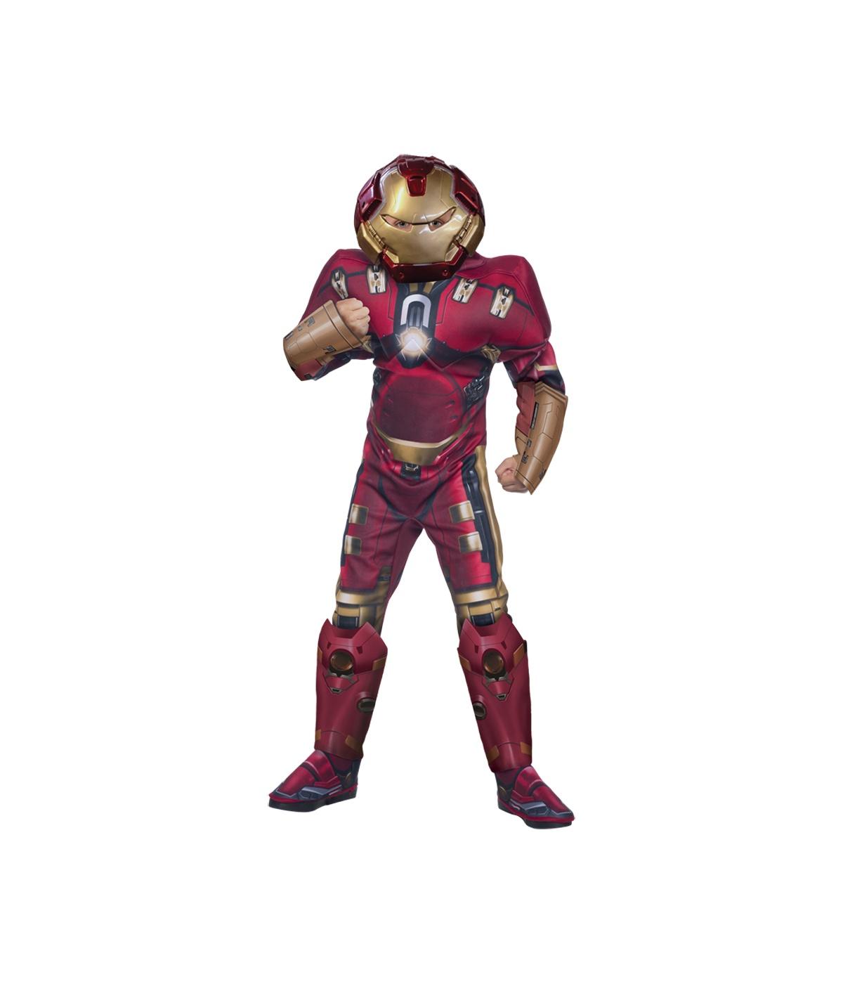 Avenger's Hulkbuster Boy Costume