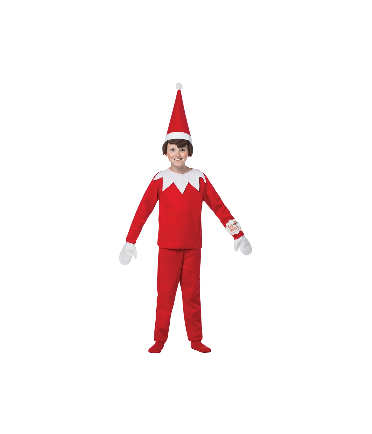 The Elf On The Shelf Boys Costume Christmas Costumes
