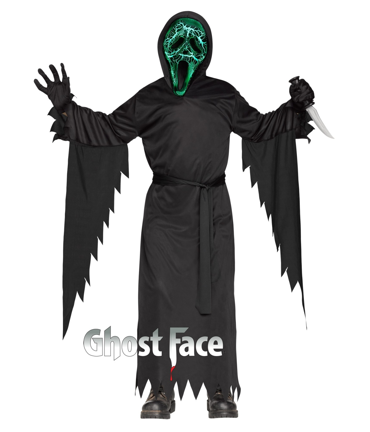Boy Costumes - Boys Ghost Costumes
