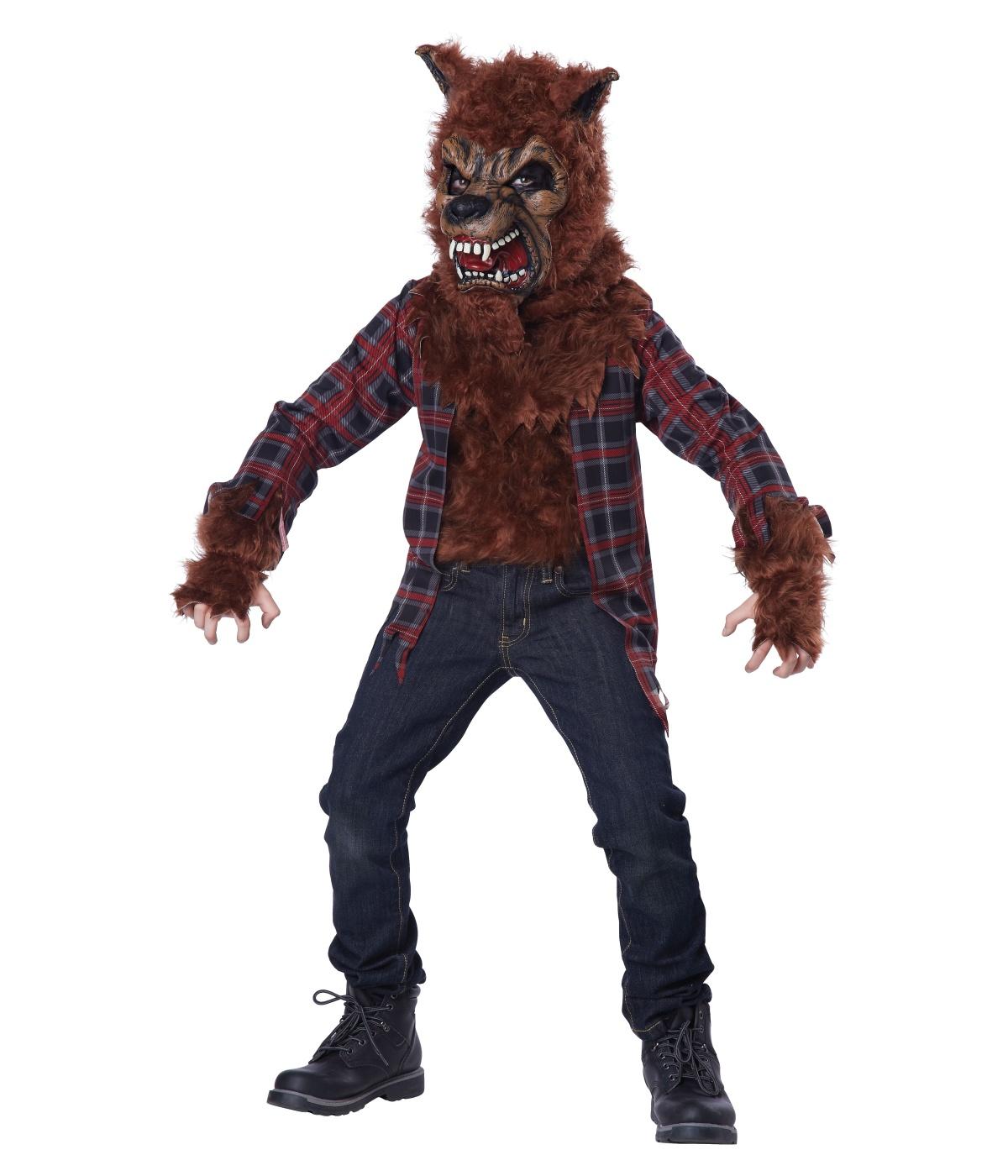 Werewolf Toys For Boys : Blood moon boys werewolf costume