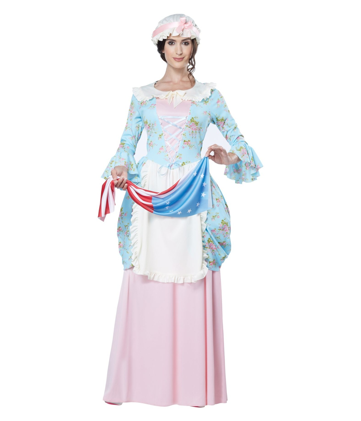 Colonial Times Woman Costume