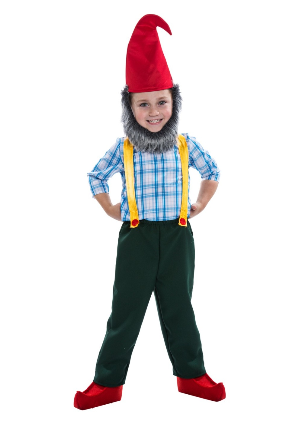 Toddler Boy Pirate Costumes: Friendly Gnome Toddler Costume