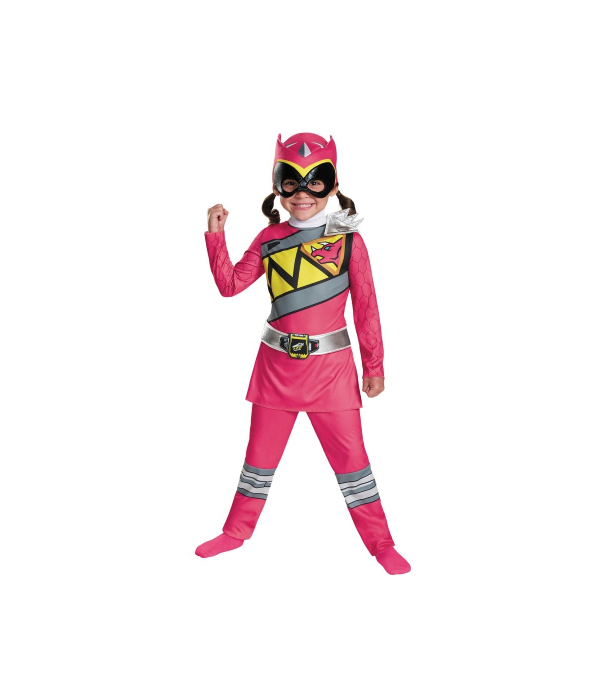 power rangers dino charge toddler girls costume superhero costume. Black Bedroom Furniture Sets. Home Design Ideas