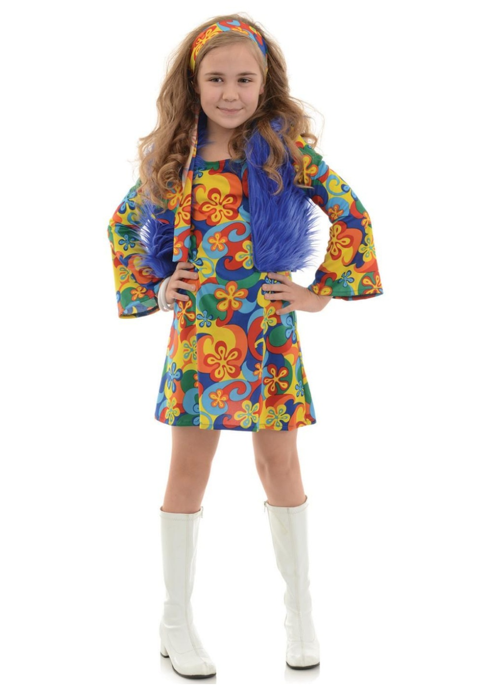 Womens Hippie Halloween Costume