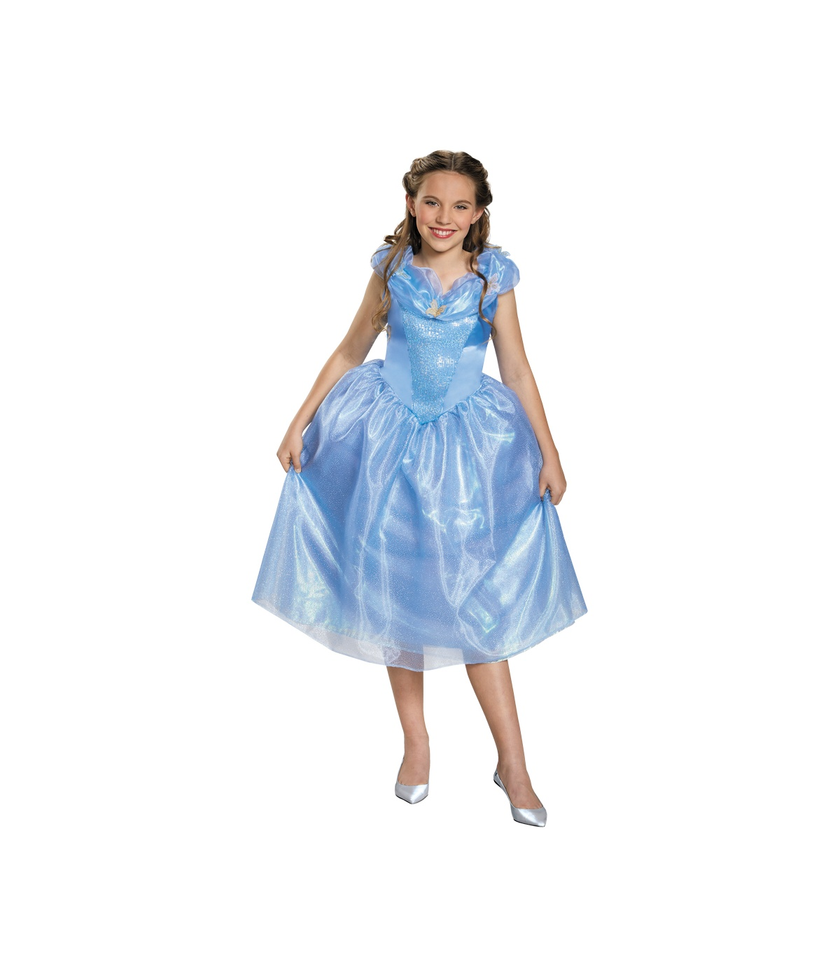 Disney Cinderella Teen Girls Dress Costume - Princess Costumes