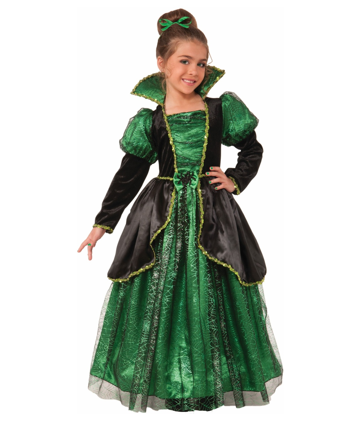 Rocking Out Witch Kids Halloween Costume - Girls Witch Costumes